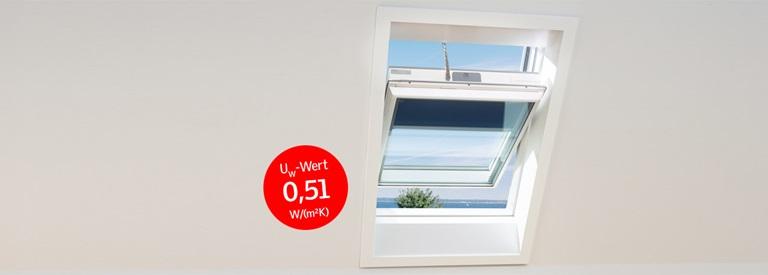 Passivhaus-zertifiziertes Dachfenster | VELUX