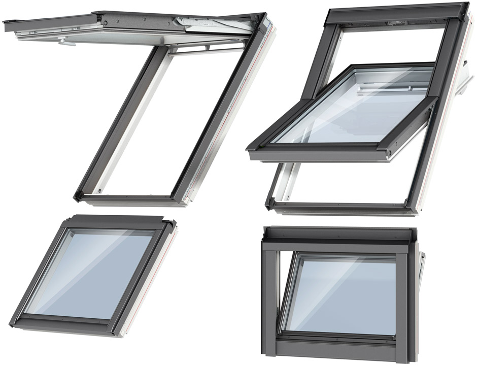 Elementi supplementari velux pi luce e pi vista for Finestre tipo velux