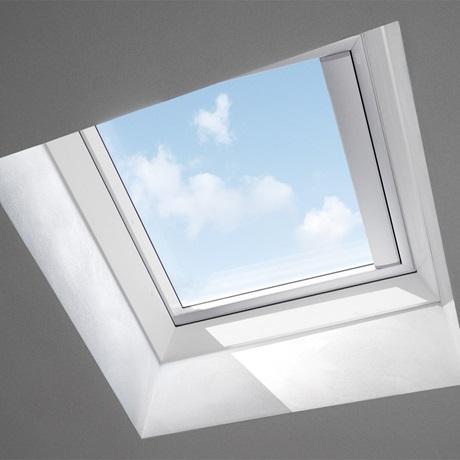 Oberlichter Flachdach velux flachdachfenster lichtkuppel