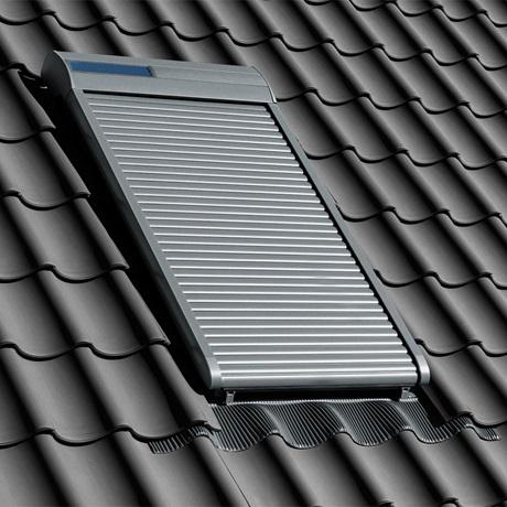 Bekannt VELUX Dachfenster Rolladen - Ihr Rundum-Schutz fürs ganze Jahr QB71