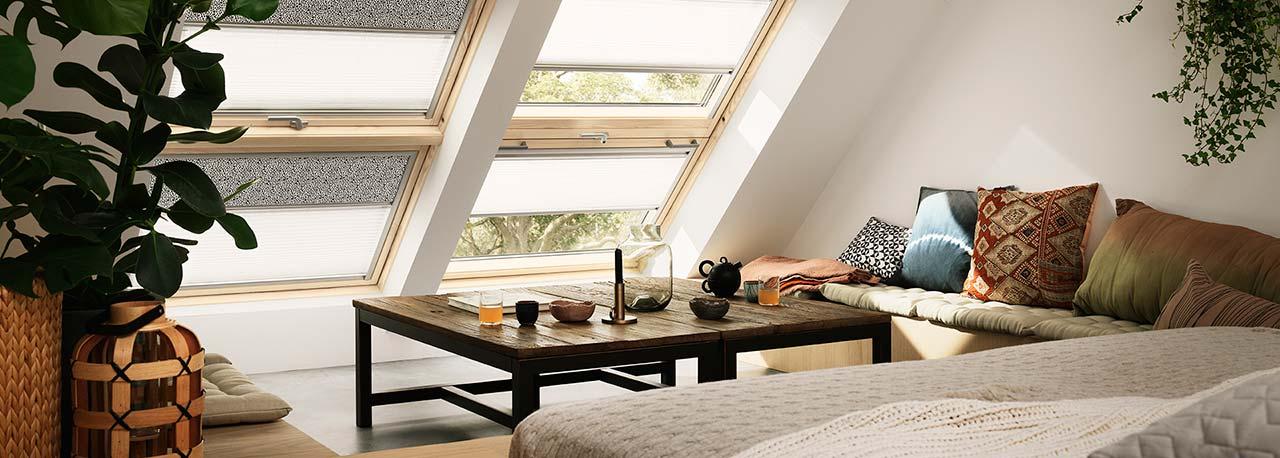 velux verdunkelung plus 2 l sungen in einer kombination. Black Bedroom Furniture Sets. Home Design Ideas