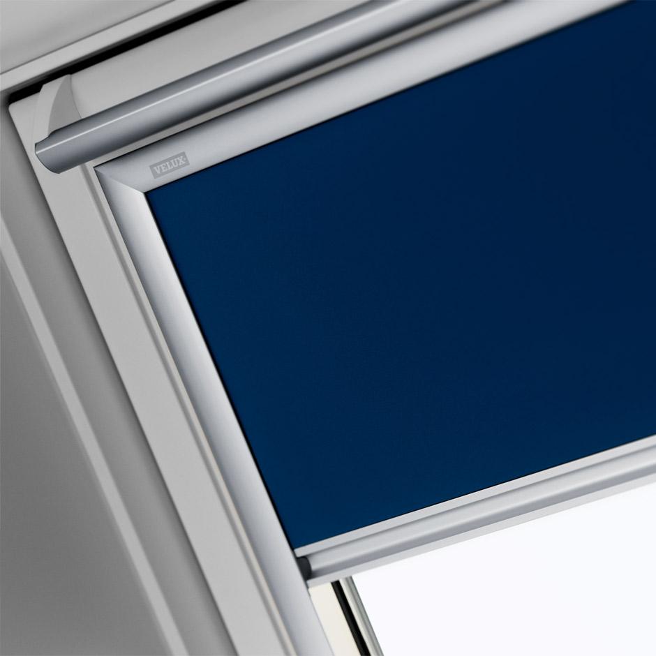 universal dachfenster rollo hdm cm dunkelgrau dachfenster rollo thermorollo sonnen u. Black Bedroom Furniture Sets. Home Design Ideas