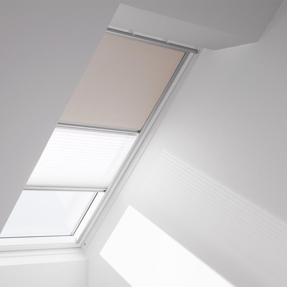 Plissee Dachfenster Velux. Trendy Fr With Plissee Dachfenster Velux ...