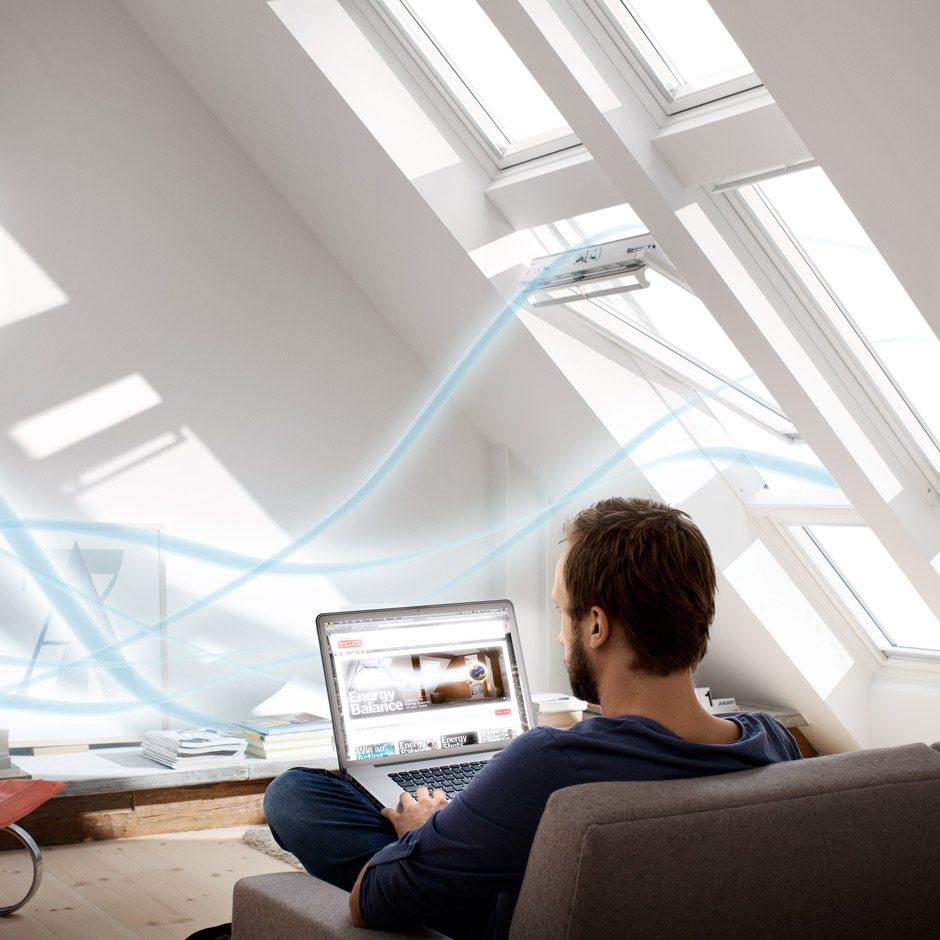 come evitare la condensa sulle finestre per tetti