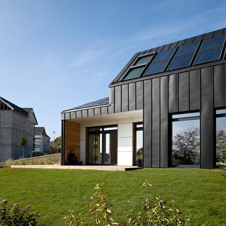Maison Air Et Lumière VELUX - Maison saine air et lumiere