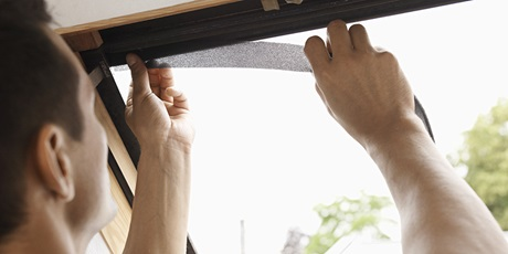 Ablak tisztítása házilag
