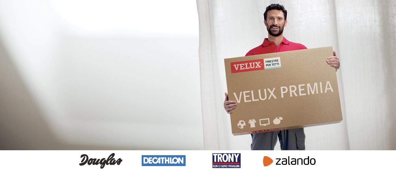 Area installatori velux for Installatori velux