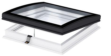 Flachdach fenster velux  VELUX Flachdach-Fenster (Lichtkuppel) - Licht und frische Luft ...