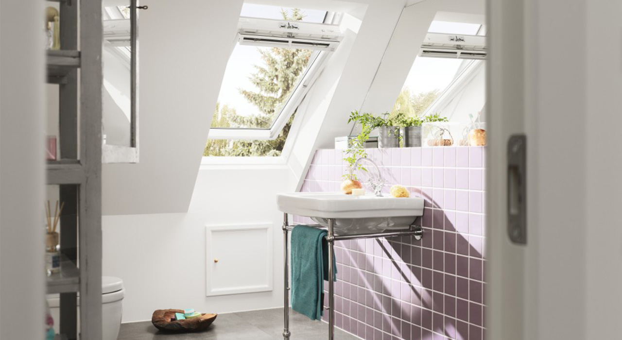 bathroom ideas see how velux fits into your bathroom get bathroom ideas here. Black Bedroom Furniture Sets. Home Design Ideas