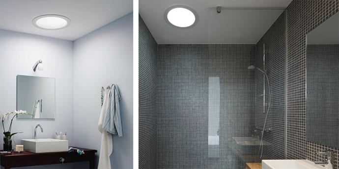 Nieuw Wooninspiratie - Daglicht en frisse lucht in uw badkamer BR-94