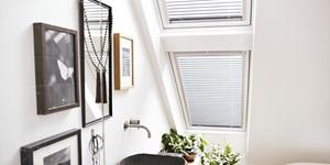 De badkamer | Inspiratie en tips van VELUX voor uw badkamer