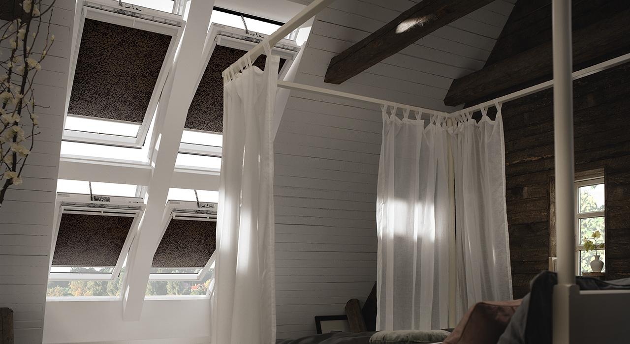 Referentieprojecten slaapkamer inspiratie en tips van velux voor