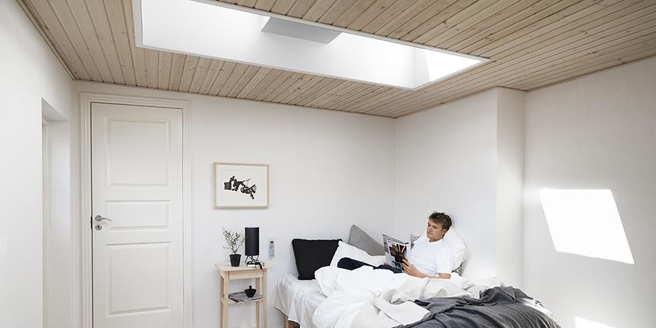 Woontips voor de slaapkamer inspireer uzelf - Slaapkamer onder het dak ...