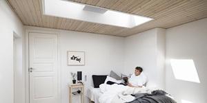 Referentieprojecten slaapkamer | Inspiratie en tips van VELUX voor ...