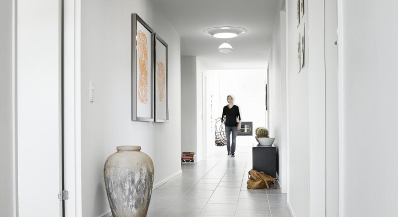Couloir - Photos d\'inspiration pour aménager les fenêtres dans un ...