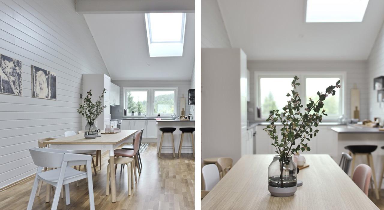 Wooninspiratie daglicht en frisse lucht in uw keuken