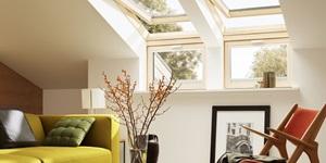 De woonkamer   Inspiratie en tips van VELUX voor uw woonkamer