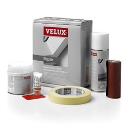 Velux roof windows flat roof windows sun tunnels and for Velux accessori