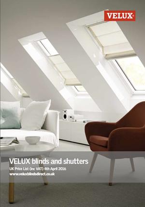 Los estores velux suavizan la luz natural entrante y for Catalogo velux pdf