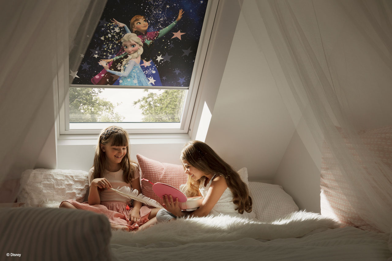 6902d253b25e Disney   VELUX Kolekcia na dobrú noc - zatemňujúce rolety pre detské ...