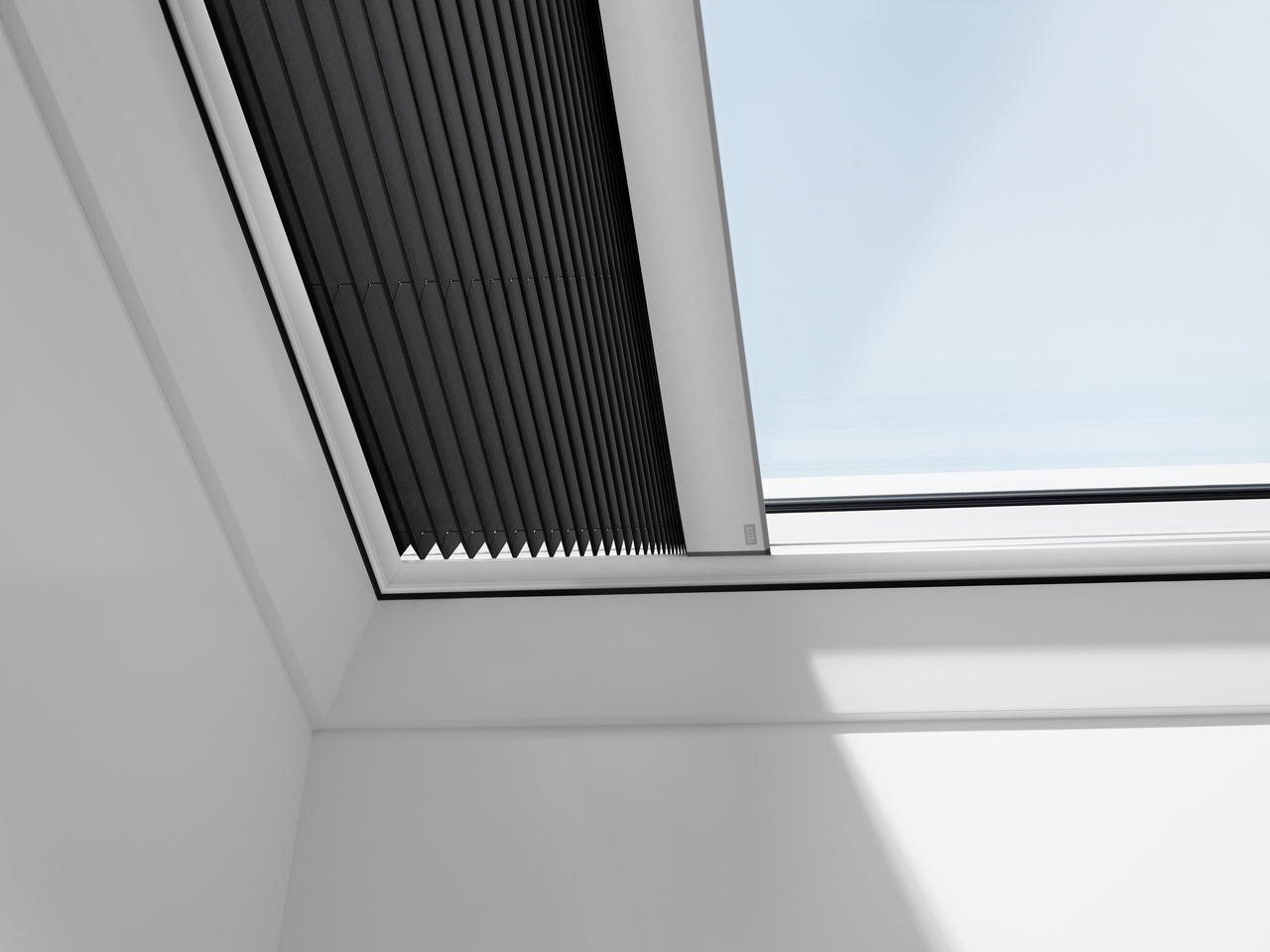Velux Pleated Blinds For Flat Roof Windows