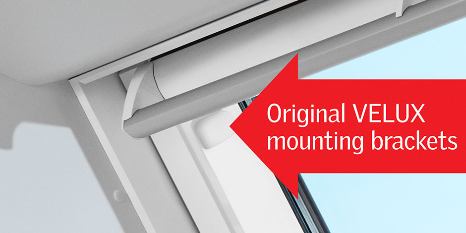 Velux Blockout Blinds Completely Blocks The Light Out