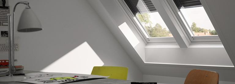 VELUX raamdecoratie & gordijnen   Rolluiken   Zonwering