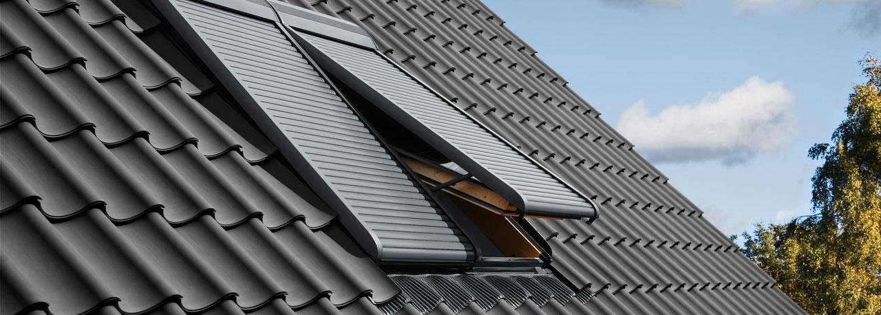 Prodotti velux finestre per tetti e tetti piani tende for Velux tetti piani
