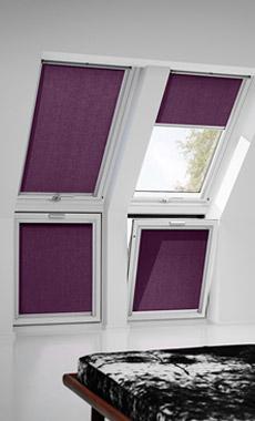 Combinazioni di finestre per tetti velux for Installatori velux