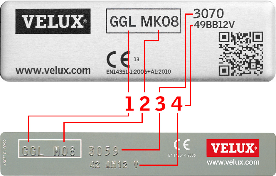 Find And Order Velux Spare Parts. How To Identify Your Velux Roof Window. Wiring. Velux Wiring Diagram At Eloancard.info
