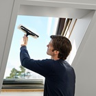 удобно мыть Мансардные окна VELUX GLL