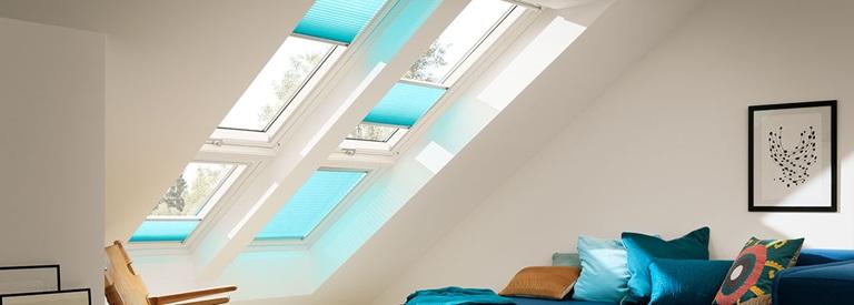 velux takfönster solskydd