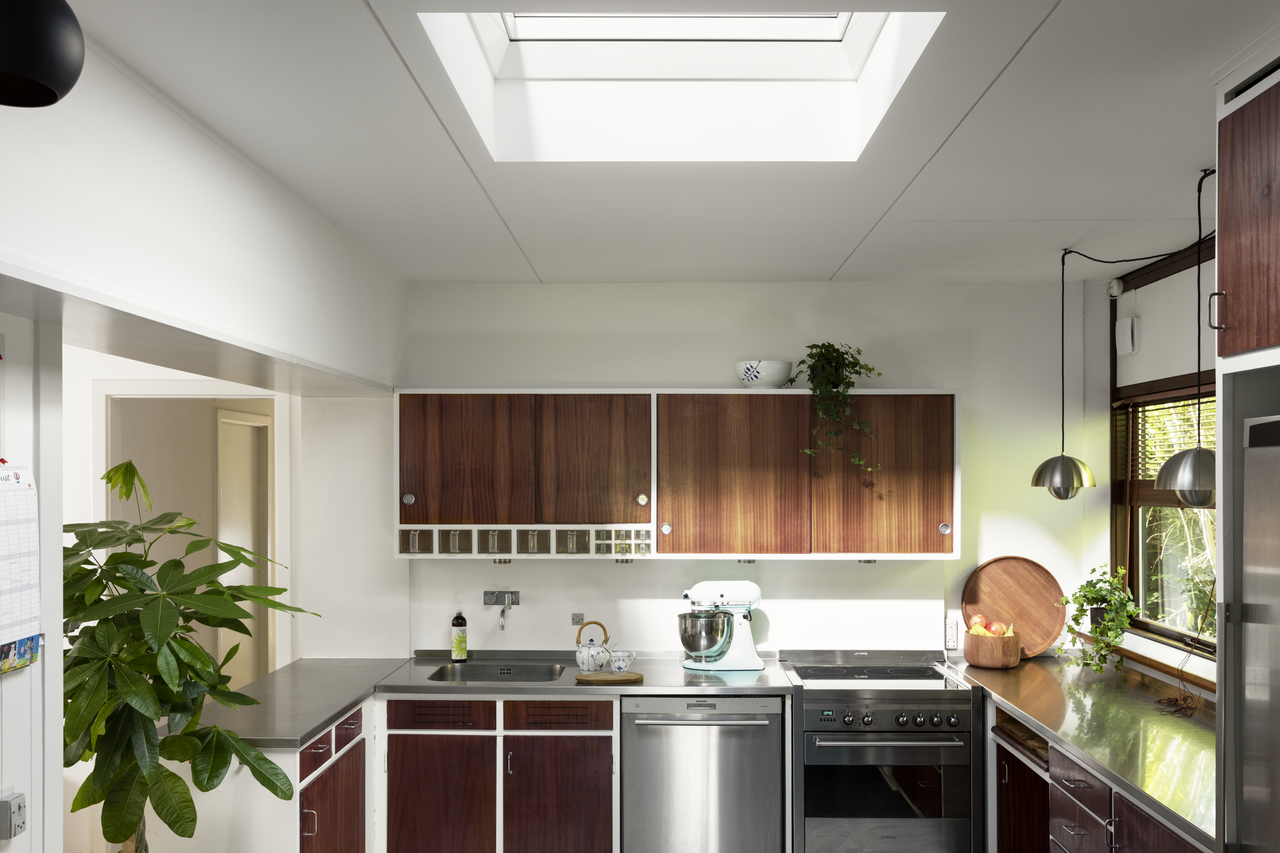 Velux Curved Glass Rooflight Let Daylight Shine Through