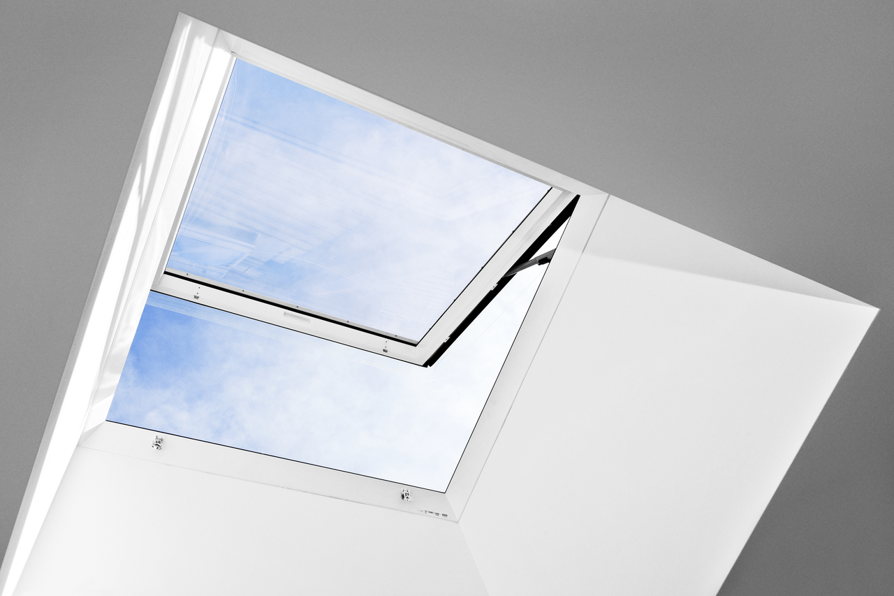 Velux Flat Roof Emergency Exit Dome