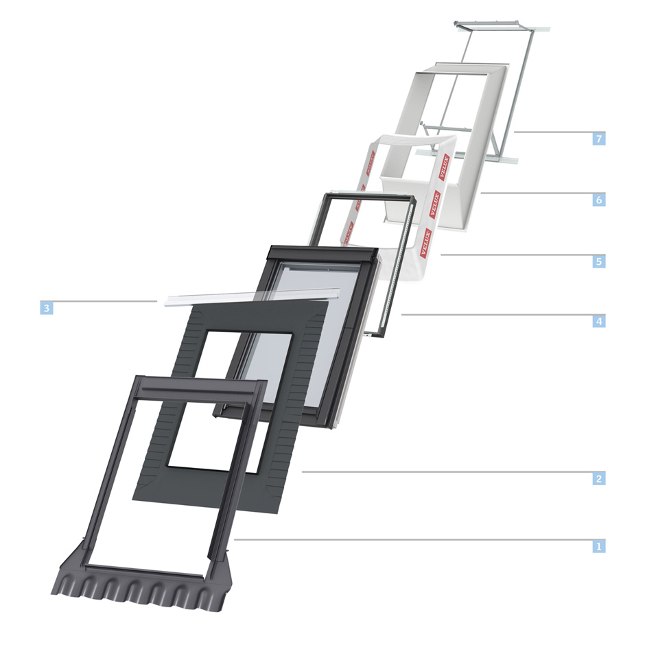 velux installation products for quick simple and safe installation rh velux co uk Omega Alarm Wiring Diagrams Wired UK
