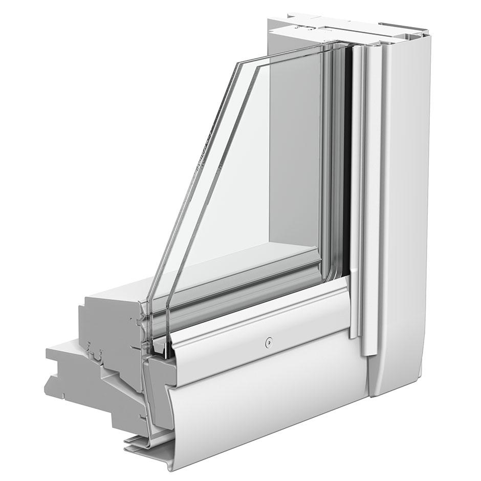 Finestre per tetti velux con doppia apertura for Finestre velux doppia apertura