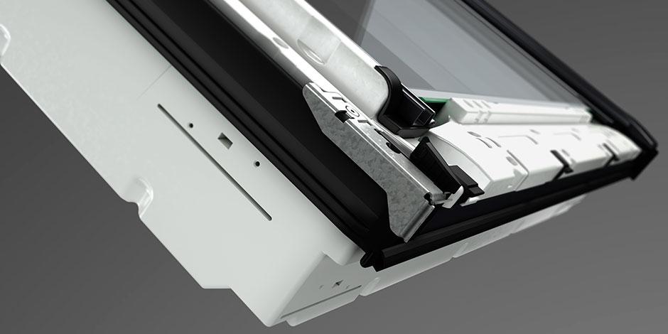 Finestre per tetti velux integra programmabili e for Prodotti velux