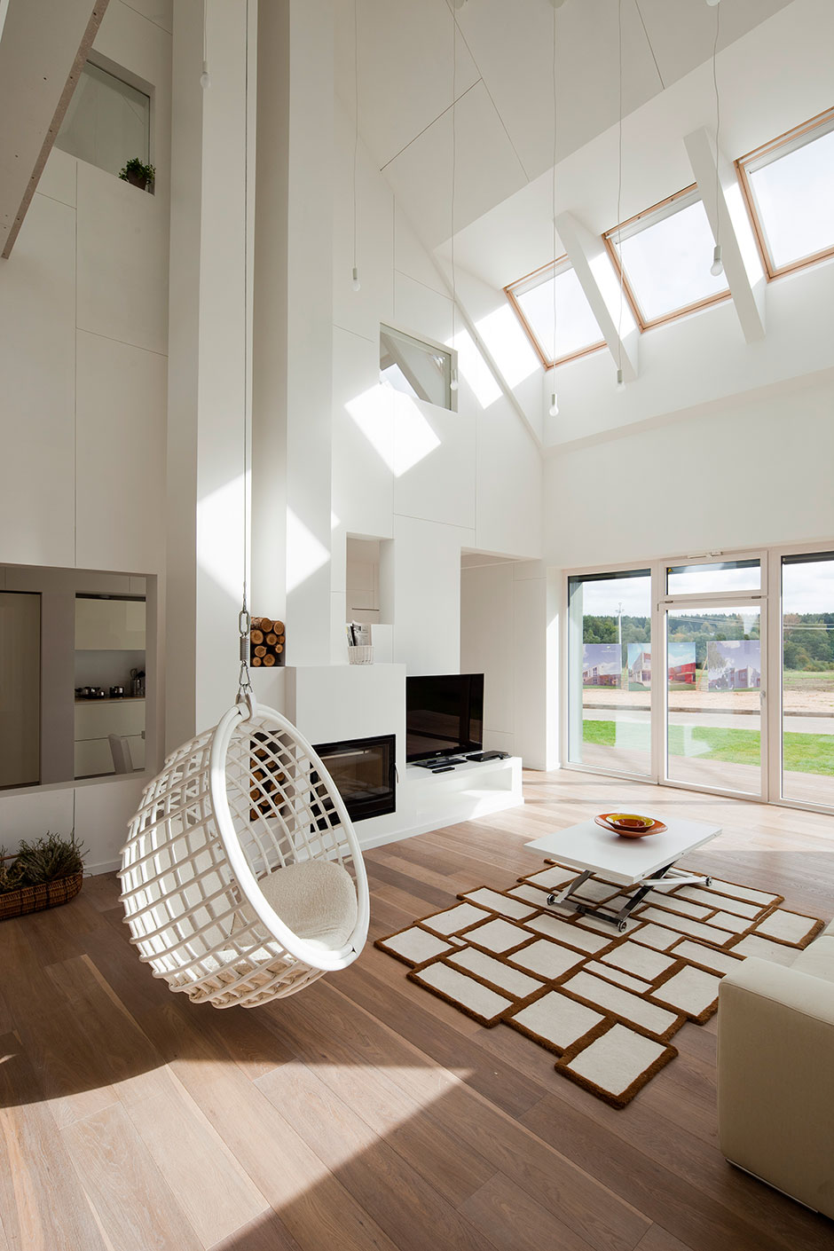 The first Active House in Russia - VELUX cases