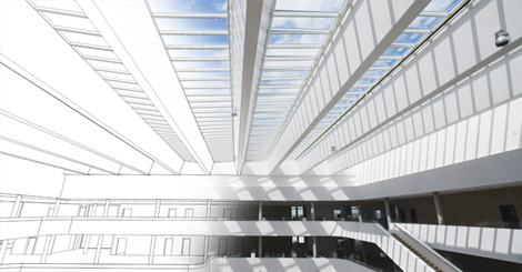Download CAD/BIM Objects For Modular Skylights