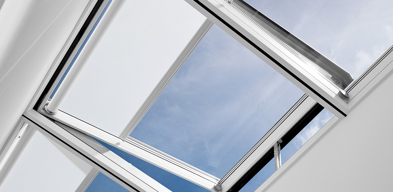 Velux Reference en ce qui concerne de assenburg shopping mall - velux modular skylight cases