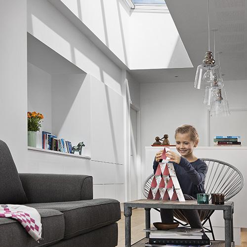 Velux modulaire lichtstraten residentieel - Modulaire kamer ...