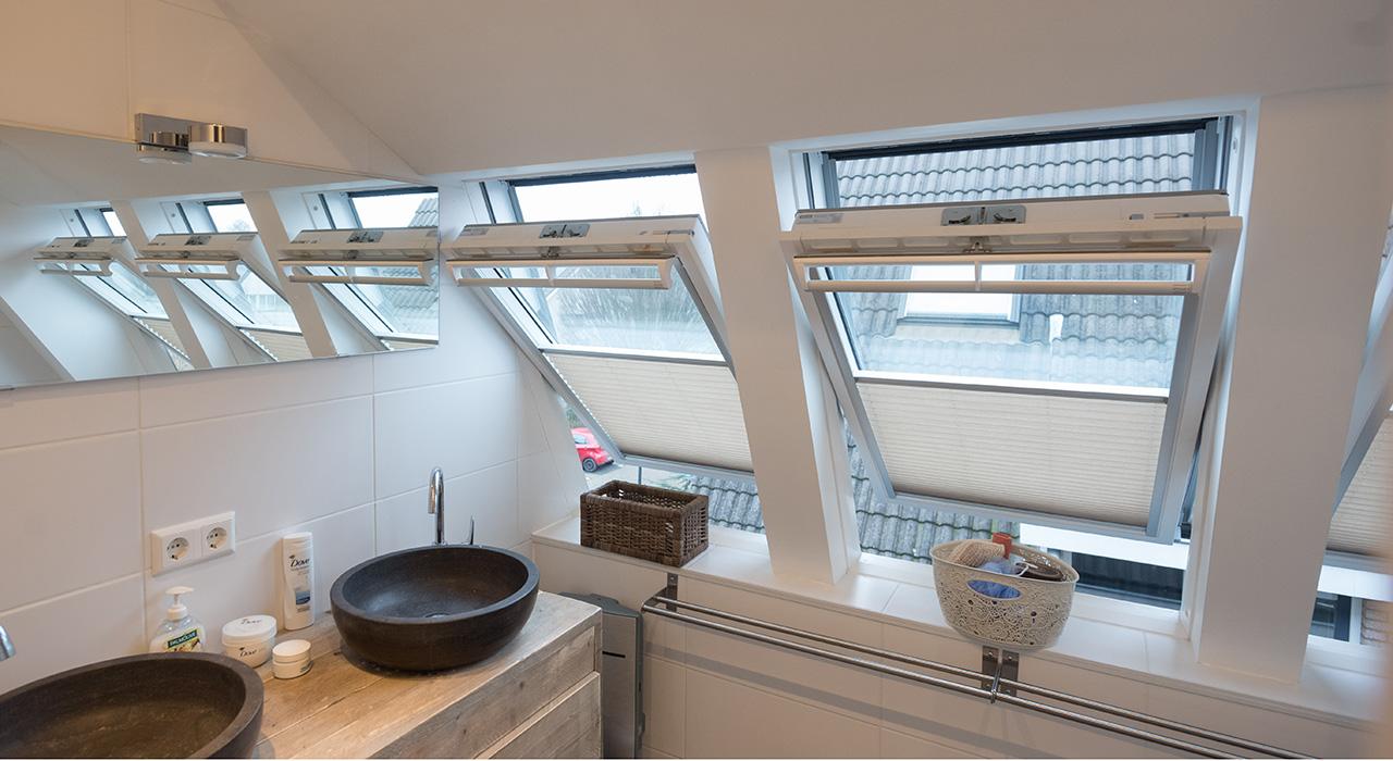 Badkamer Gordijn Rails : Plisse gordijn badkamer excellent awesome plisse badkamer images