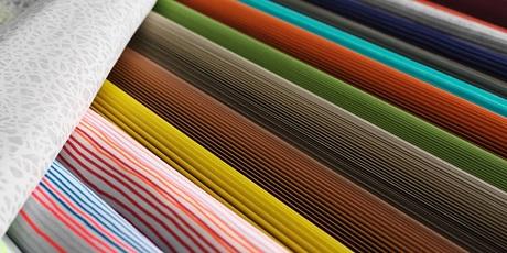 Nieuwe collectie VELUX raamdecoratie - samengesteld door Trend Union