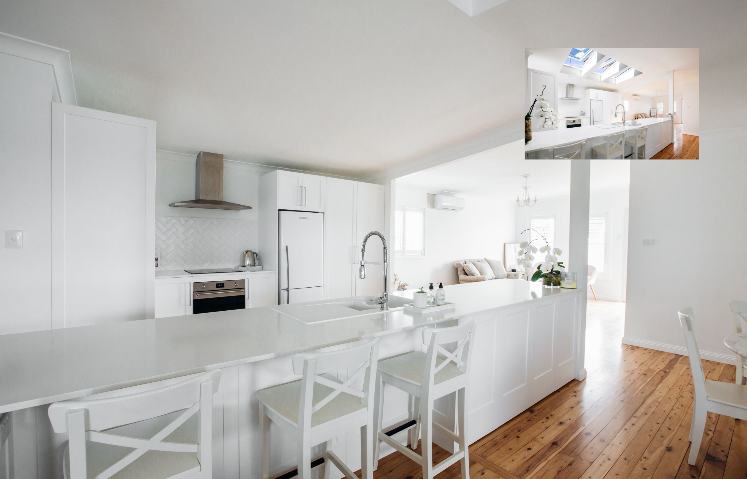 Before and After | See VELUX Skylight Transformations