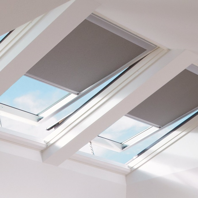 Velux Blinds Find The Perfect Blind For Your Skylight