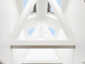 skylights with roofing interior detail in auckland