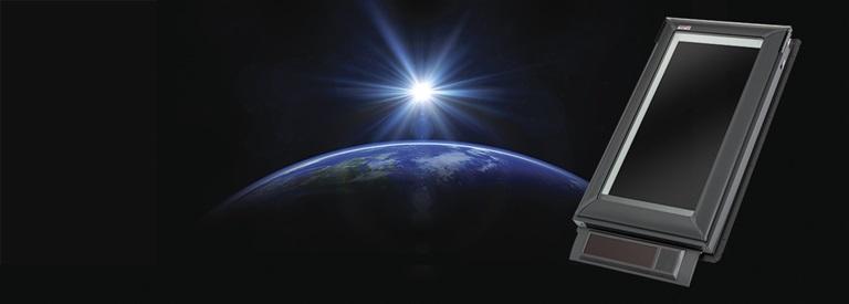 Solar Powered Skylight   VSS