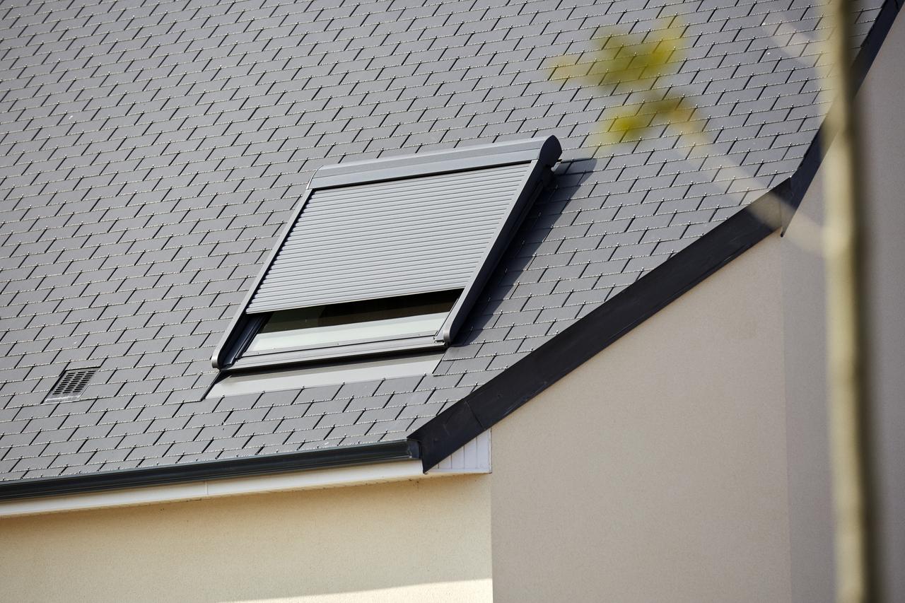Velux Dachfenster Rolladen Ihr Rundum Schutz Furs Ganze Jahr