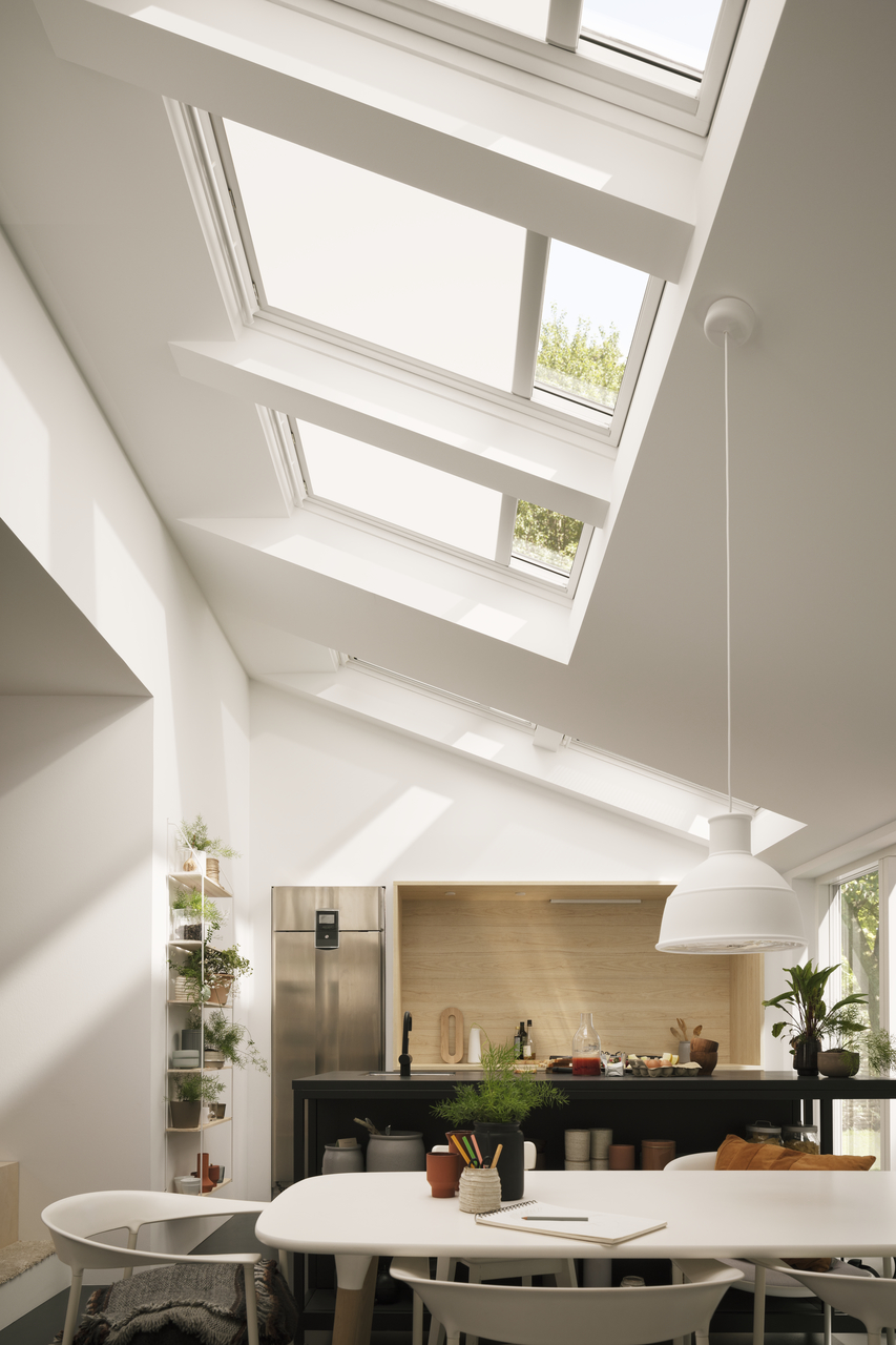 Velux Blinds And Shutters Roller Blinds
