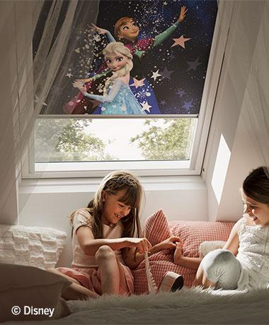 Disney & VELUX Goodnight Collection - Verdunkelungsrollos ...